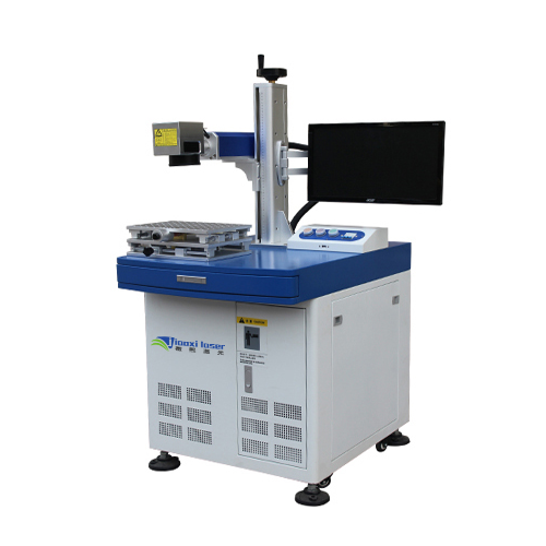 Desktop fiber Laser Marking Machine 20W/30W/50W/100W